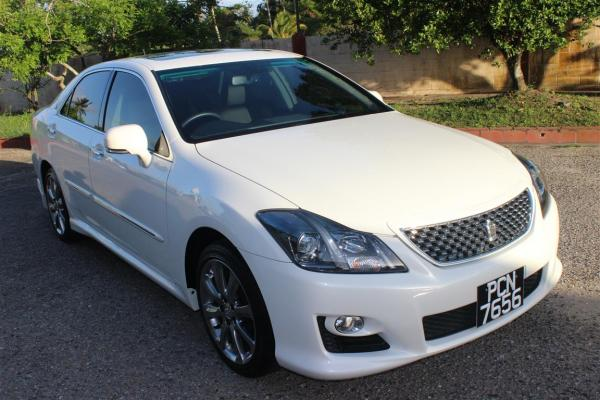 Toyota Crown Athlete 3.5A