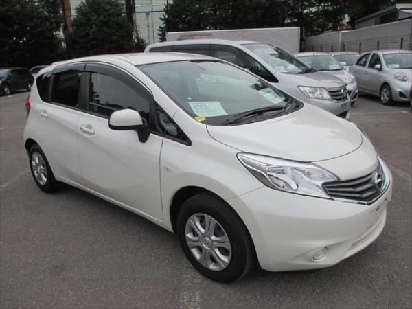 2013 Nissan Note (2013/06)